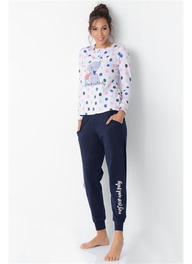 Doremi Pijama Takım Lila